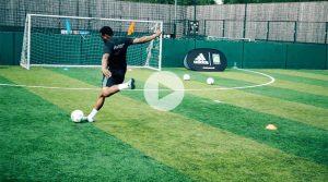 ویدیو فوتبالی