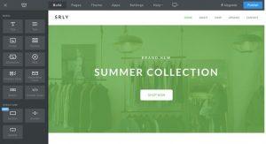 طراحی سایت با weebly رایگان