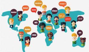 طراحی سایت چند زبانه انگلیسی فارسی دو زبانه